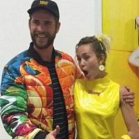 Stiri din Muzica - Miley Cyrus si Liam Hemsworth, aparitie rara in public impreuna, dupa impacare