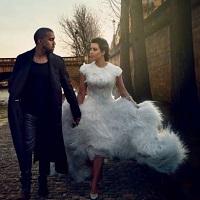 Kanye West si Kim Kardashian nu mai locuiesc impreuna