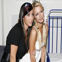 Stiri din Muzica - Kim Kardashian si Paris Hilton s-au impacat si pacea a revenit pe pamant