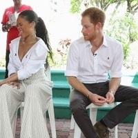 Stiri din Muzica - Rihanna si Printul Harry au facut impreuna testul pentru HIV