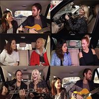 Stiri din Muzica - Mercedes-Benz Romania incearca o campanie gen Carpool Karaoke, insa e controvesata deoarece vedetele implicate nu poarta centura de siguranta