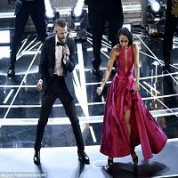 Start Oscaruri 2017 - Justin Timberlake a cantat si a dansat cu invitatii prezenti la eveniment