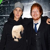 Stiri din Muzica - Ed Sheeran l-a lovit pe Justin Bieber cu o crosa de golf