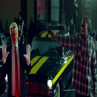 Snoop Dogg a lansat un videoclip-pamflet in care il critica pe Donald Trump