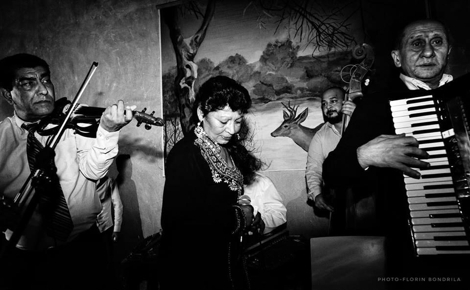Stiri din Muzica - Taraf de Caliu la Gradina Sticlarilor pe 26 iulie