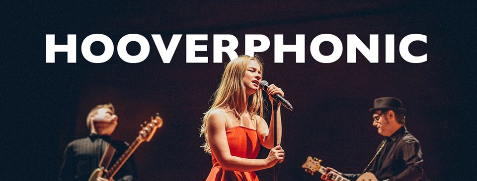 Concert Hooverphonic la Hard Rock Cafe pe 10 octombrie