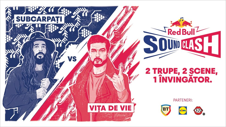 Red Bull SoundClash: Subcarpați vs Vița de Vie