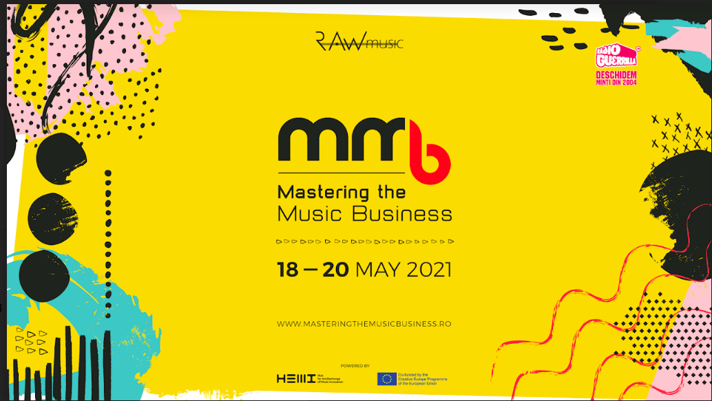 Mastering The Music Business continuă în 2021