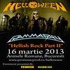 Stiri Evenimente Muzicale - Helloween si Gamma Ray vin la Bucuresti in 16 martie 2013
