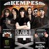 Stiri Evenimente Muzicale - Kempes si Rezident EX - program si reguli acces
