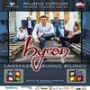 Stiri Evenimente Muzicale - byron lanseaza un album bilingv in martie 2013