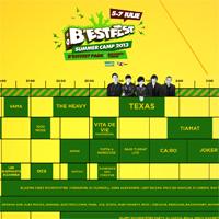 Stiri Evenimente Muzicale - Programul B'Estfest Summer Camp 2013, pe zile si ore