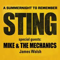 Stiri Evenimente Muzicale - Sting concerteaza la Bucuresti - Detalii despre acces si program