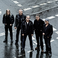 Deep Purple revin in Bucuresti in februarie 2014