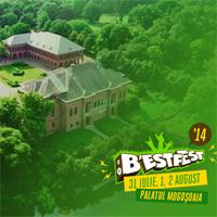 Stiri Evenimente Muzicale - B'Estfest se muta in 2014 pe domeniul Palatului Mogosoaia