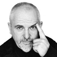 Stiri Evenimente Muzicale - Peter Gabriel, fostul vocalist al formatiei Genesis, vine in Bucuresti pe 8 mai, 2014