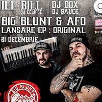 Stiri Evenimente Muzicale - Big Blunt si Afo lanseaza primul EP - Original, in Colectiv, pe 21 decembrie