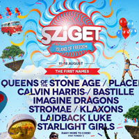 Stiri Evenimente Muzicale - Primii artisti confirmati la Festivalul Sziget 2014 - Queens of the Stone Age, Calvin Harris si Placebo