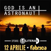 Stiri Evenimente Muzicale - God Is an Astronaut revine in Bucuresti pentru un concert in Fabrica