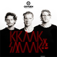 Kraak & Smaak se intorc in Romania cu un DJ set in Colectiv