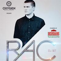 Stiri Evenimente Muzicale - RAC, artistul care a reinventat arta remixului, vine in Bucuresti in Colectiv