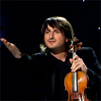 Stiri Evenimente Muzicale - Violonistul Edvin Marton vine la Bucuresti in noiembrie