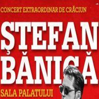 Stiri Evenimente Muzicale - Stefan Banica sustine un al treilea concert de Craciun
