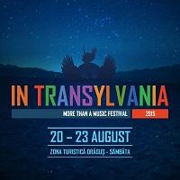 Stiri Evenimente Muzicale - In Transylvania, mai mult decat un festival muzical care va avea loc in Tara Fagarasului, in perioada 20-23 august