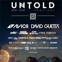 Stiri Evenimente Muzicale - Noi confirmari pentru festivalul Untold - Pendulum, Wilkinson, Bondax si multi altii