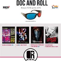 Stiri Evenimente Muzicale - Programul festivalului Doc and Roll 2015 - singurul festival din Romania de filme documentare despre muzica