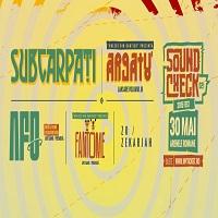 Stiri Evenimente Muzicale - Prima editie a festivalului Soundcheck Fest 021 la Arenele Romane - Subcarpati, Argatu' si Afo
