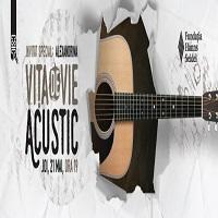 Stiri Evenimente Muzicale - Vita de vie pregateste un concert acustic la teatrul Odeon pe 21 mai