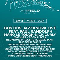 Stiri Evenimente Muzicale - Afla in ce zi vor concerta artistii tai preferati la Airfield Festival! (P)