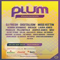 Stiri Evenimente Muzicale - PLUM, un nou festival de muzica electronica la Bucuresti