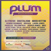 Stiri Evenimente Muzicale - Castiga doua abonamente duble la PLUM Festival