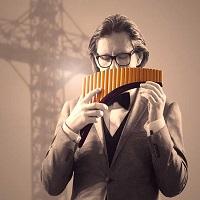 Stiri Evenimente Muzicale - Nicolae Voiculet, concert de nai la gradina ICR