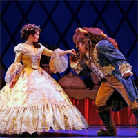 Stiri Evenimente Muzicale - Disney Beauty and The Beast, musicalul original de pe Broadway, ajunge in premiera in Romania