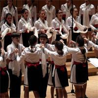 Stiri Evenimente Muzicale - Corul de copii Radio - concert de Craciun