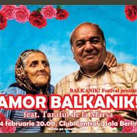 Stiri Evenimente Muzicale - Amor Balkanik! cu Taraful de la Marsa in Control de Ziua Indragostitilor