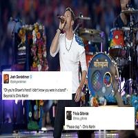 Stiri Evenimente Muzicale - Trupa Coldplay, aspru criticata si considerata fail de tot internetul, dupa concertul de la Super Bowl
