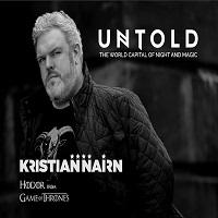 Kristian Nairn, Hodor din Game of Thrones, vine sa mixeze la Untold