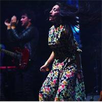 Stiri Evenimente Muzicale - Dan Byron si Luiza Zan vor deschide concertul cantaretei marocane Hindi Zahra