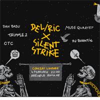 Stiri Evenimente Muzicale - Sold-Out: Deliric x Silent Strike - lansare de album la Arenele Romane