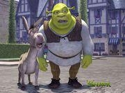 Shrek & Donkey