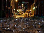 Luzinterruptus, arta urbana cu lumini