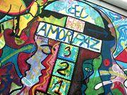 East Side Gallery, Zidul Berlinului